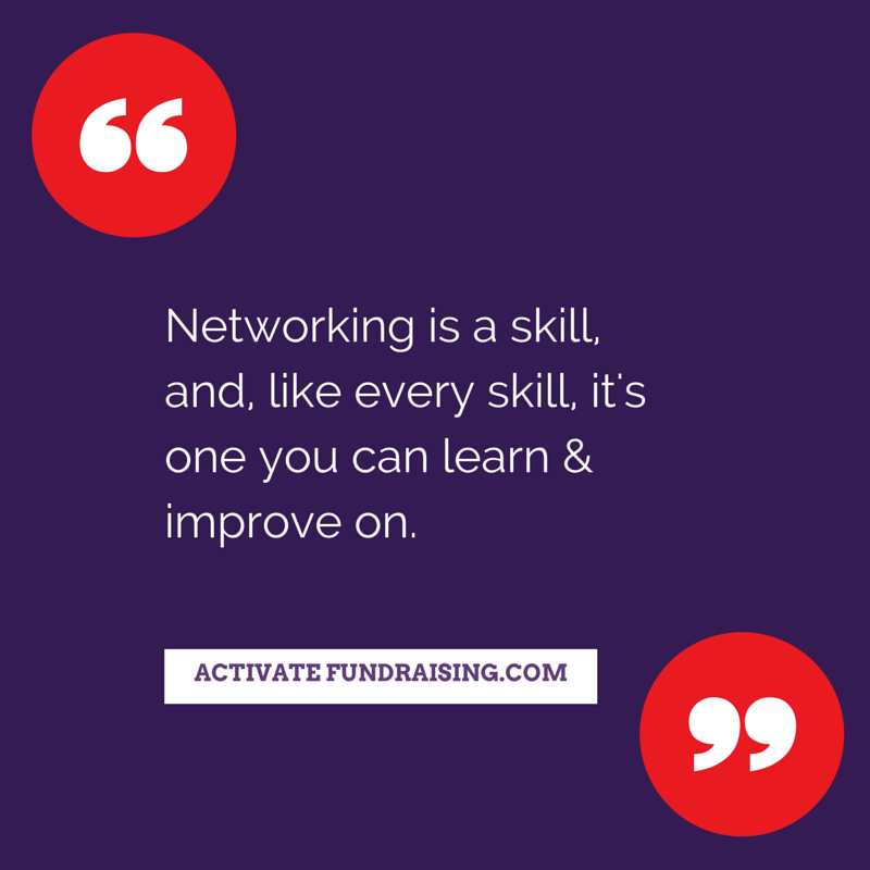 6 business networking tips