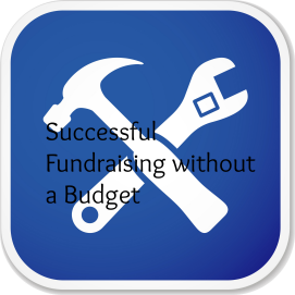 fundraising without a budget