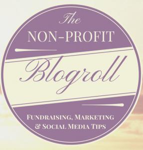 non-profit blogroll